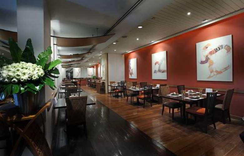 Amari Watergate - Restaurant - 36