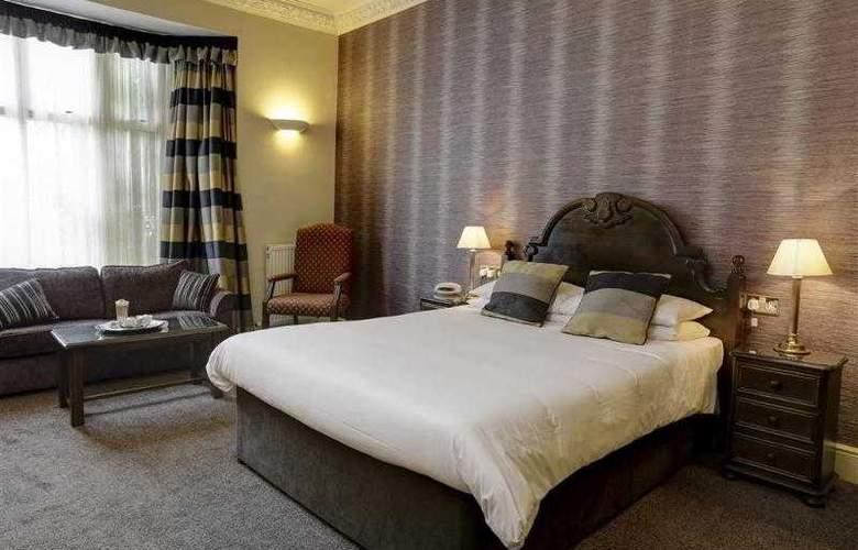Best Western Westley - Hotel - 29