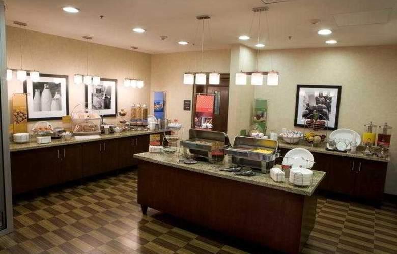 Hampton Inn & Suites Centro Historico - Restaurant - 10
