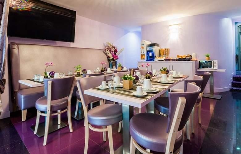 D'Alsace - Restaurant - 13