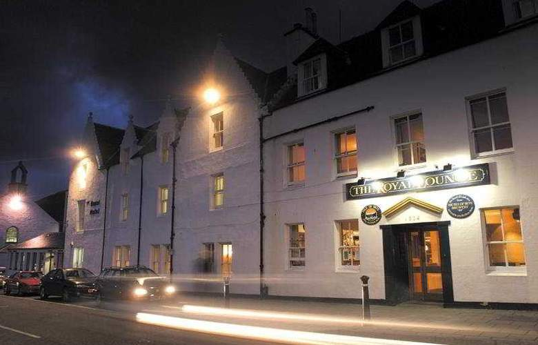 The Royal Hotel, Portree - General - 1