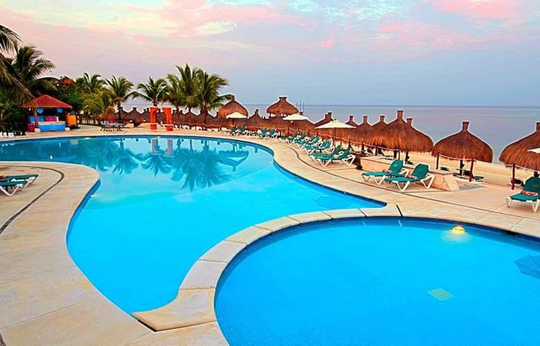 Occidental Cozumel - Pool - 12