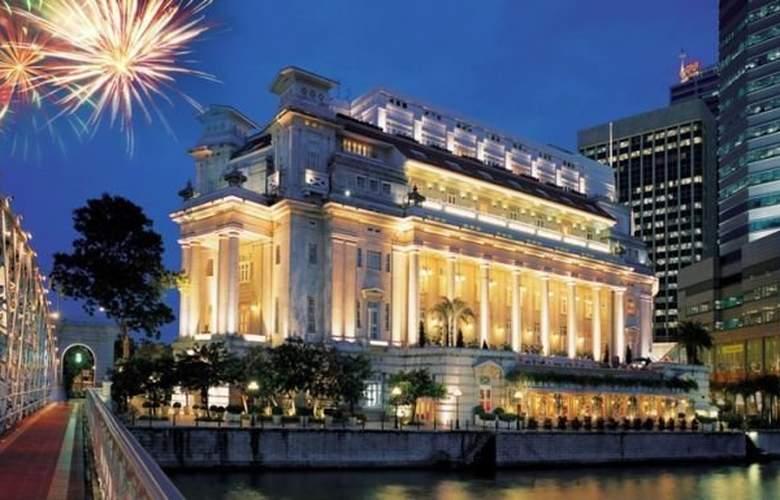 The Fullerton Singapore - Hotel - 8