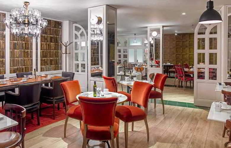 H10 Montcada Boutique - Restaurant - 8