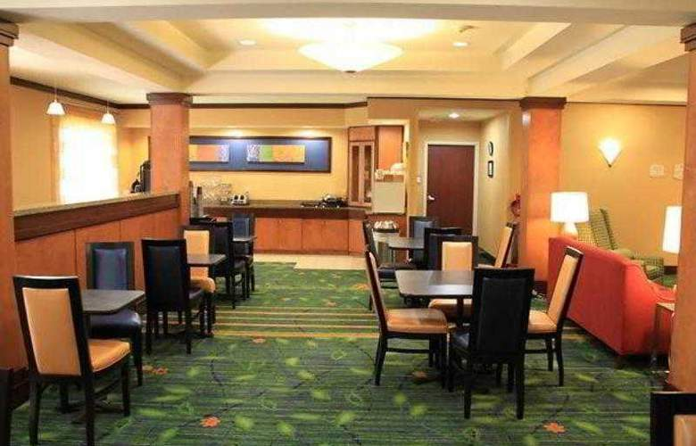 Fairfield Inn & Suites Denton - Hotel - 8