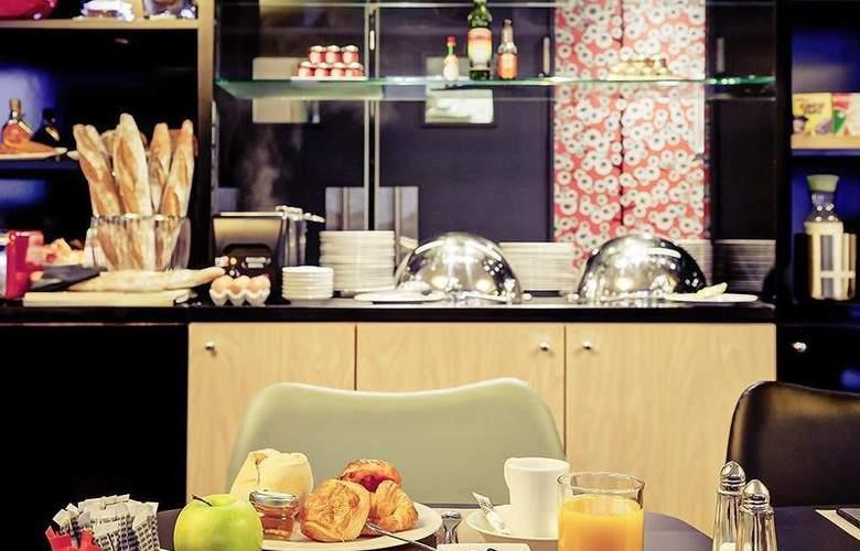 Mercure Plaza Republique - Restaurant - 62