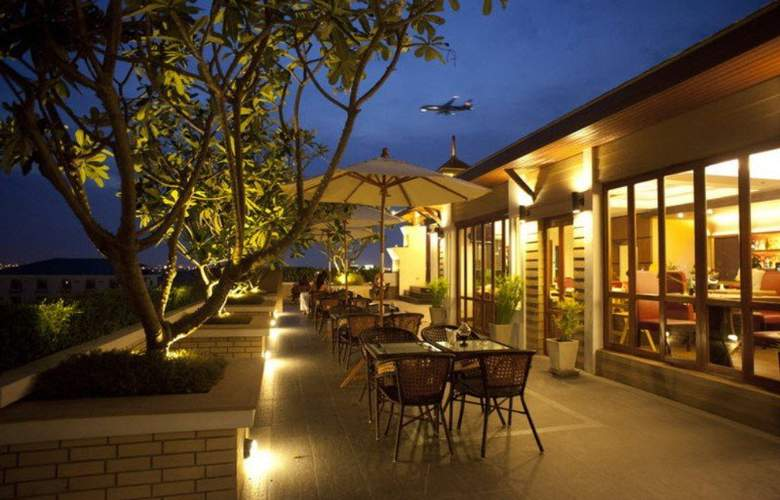 Suvarnabhumi Suite - Terrace - 10