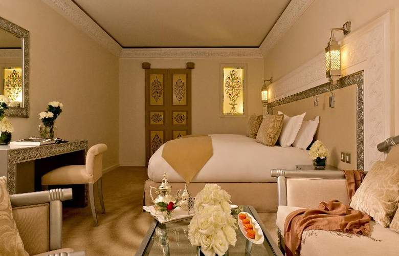 Sofitel Marrakech Lounge and Spa - Room - 21