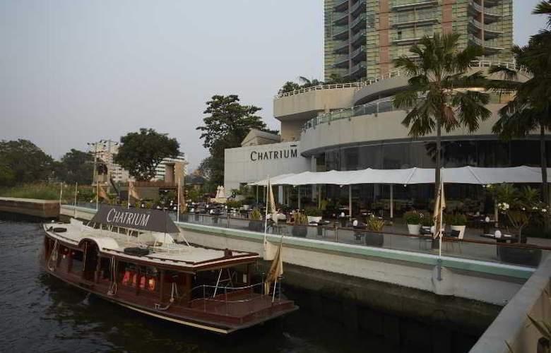 Chatrium Riverside Bangkok - Hotel - 11
