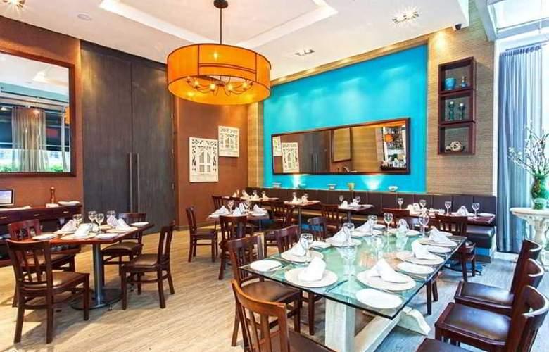 GHL Hotel Bioxury - Restaurant - 21