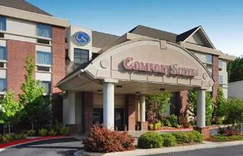Comfort Suites Suwanee - Hotel - 0