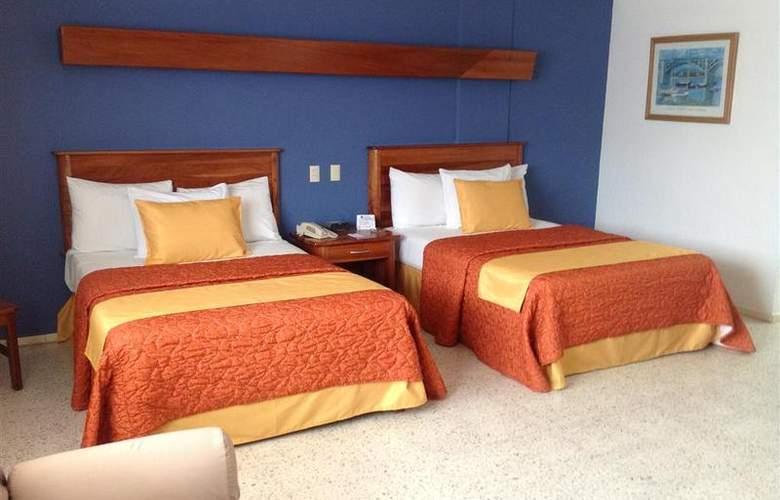 Best Western Riviera De Tuxpan - Room - 0