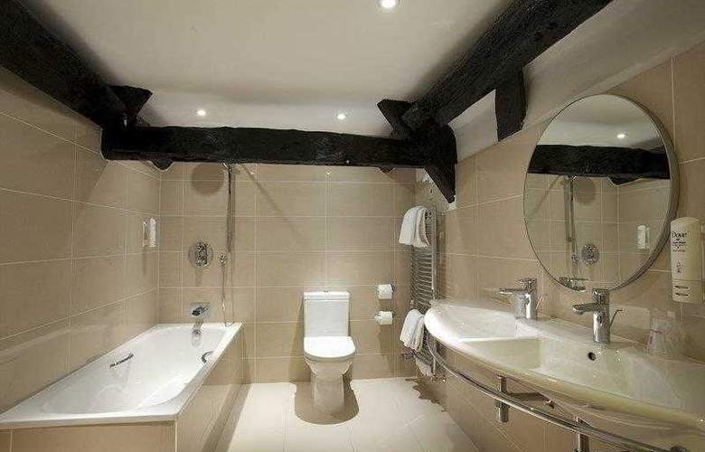 Best Western Salford Hall - Hotel - 15