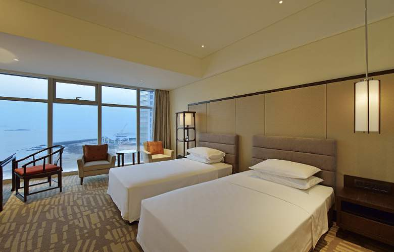 Hyatt Regency Qingdao - Room - 20