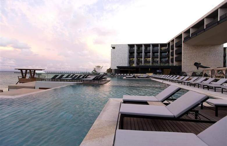 Grand Hyatt Playa del Carmen Resort - Hotel - 23