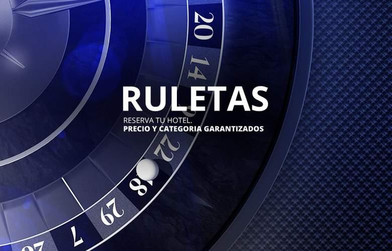 Ruleta 4*, 1ª Linea de Playa Roquetas/Aguadulce - General - 0