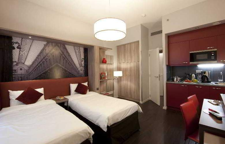 Aparthotel Adagio Munich City - Room - 1
