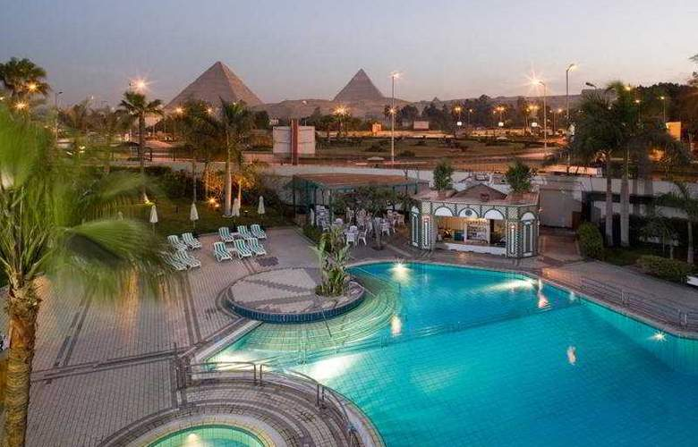 Mercure Cairo Le Sphinx - Pool - 3