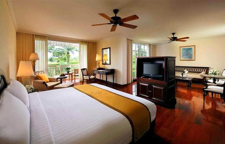 Sofitel Krabi Phokeethra Golf & Spa Resort - Room - 117