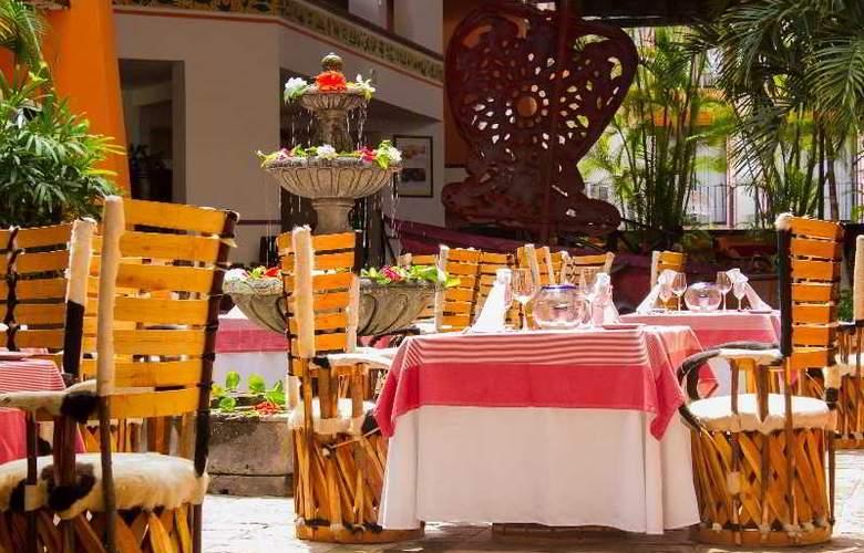 Hacienda Hotel & Spa - Restaurant - 32