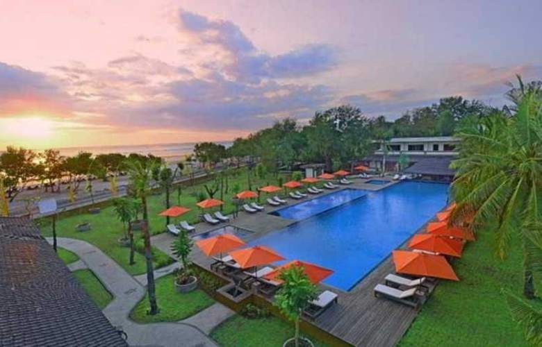 Hotel Ombak Sunset - Pool - 21