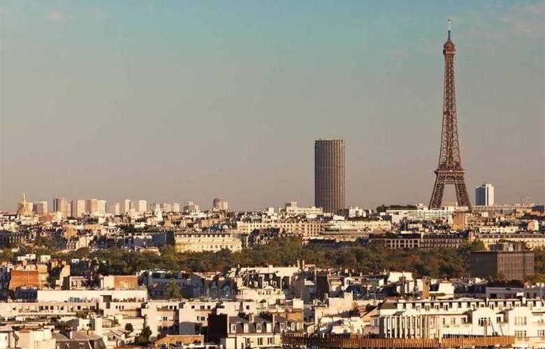 Mercure Paris Tour Eiffel Pont Mirabeau - Hotel - 23