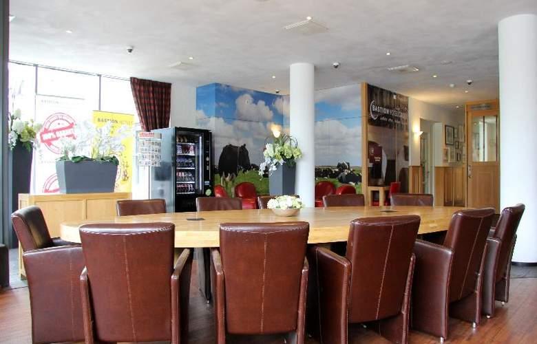 Bastion Zaandam-Zuid - Restaurant - 13