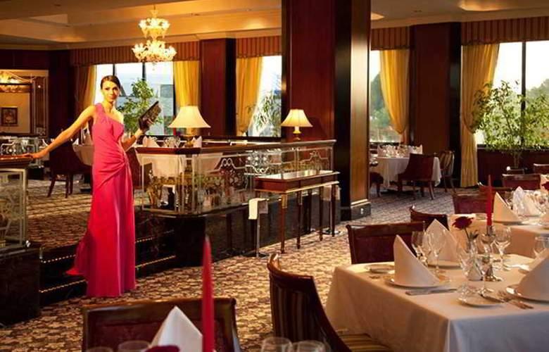Intercontinental Tashkent - Restaurant - 11