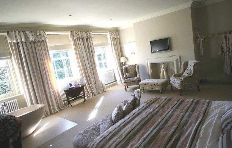 Best Western Mosborough Hall - Hotel - 81