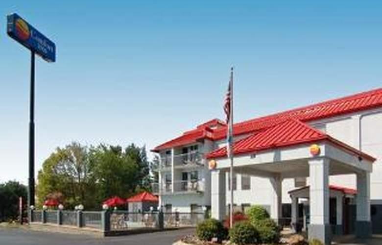 Comfort Inn West - Hotel - 0