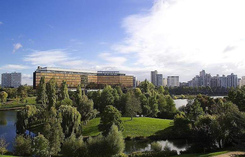 Novotel Créteil Le Lac - Hotel - 24