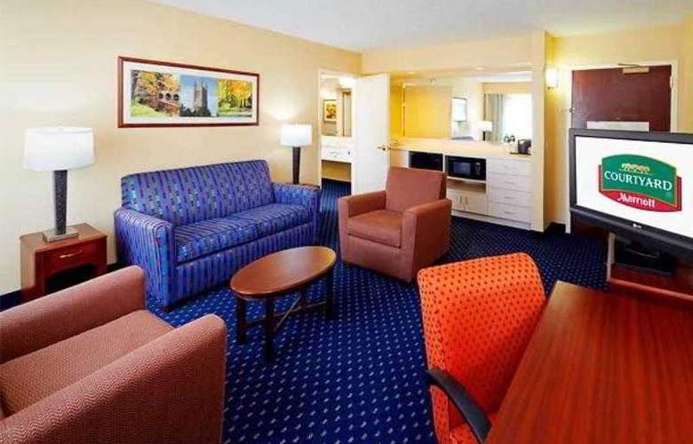 Courtyard Princeton - Hotel - 8