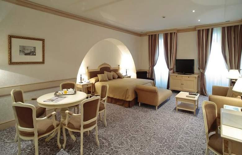 Gran Hotel Las Caldas Villa Termal - Room - 14