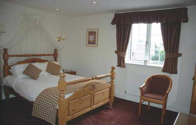 Best Western Bolholt Country Park - Hotel - 42