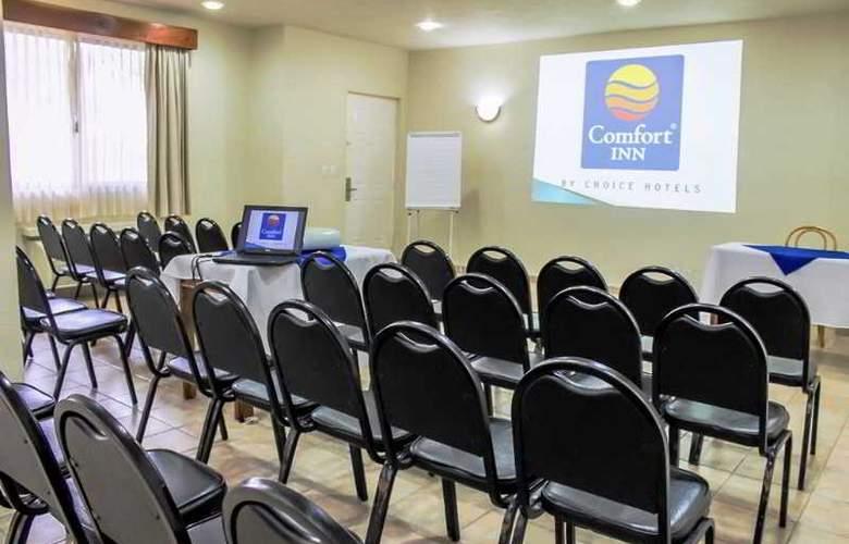 Comfort Inn Tampico - Conference - 32