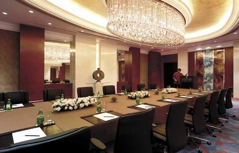 Shangri-la Hotel Suzhou - Conference - 7