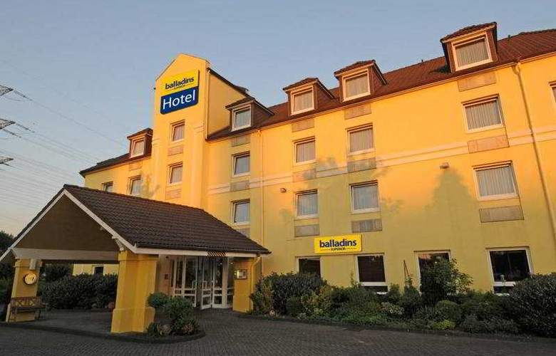 EHM Hotel Cologne Airport Troisdorf - General - 3