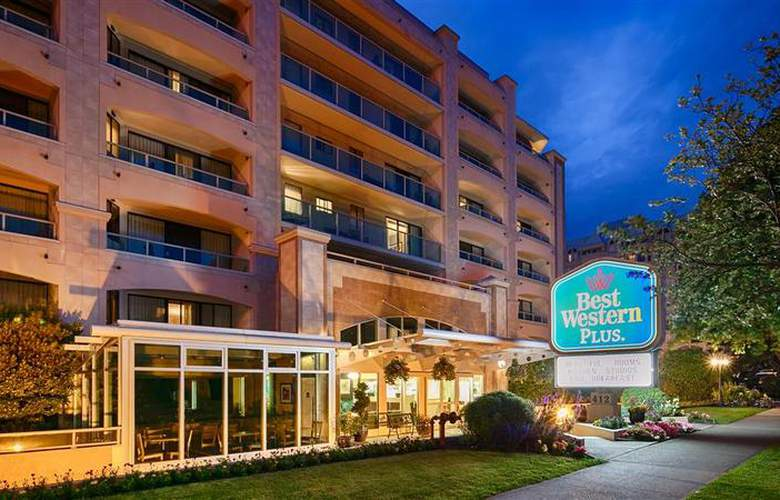 Best Western Plus Inner Harbour - Hotel - 123