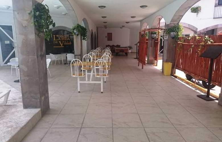 Hacienda de Castilla - Hotel - 11