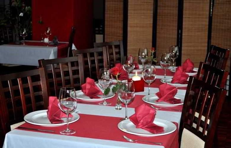 Economy Silesian Hotel - Restaurant - 21