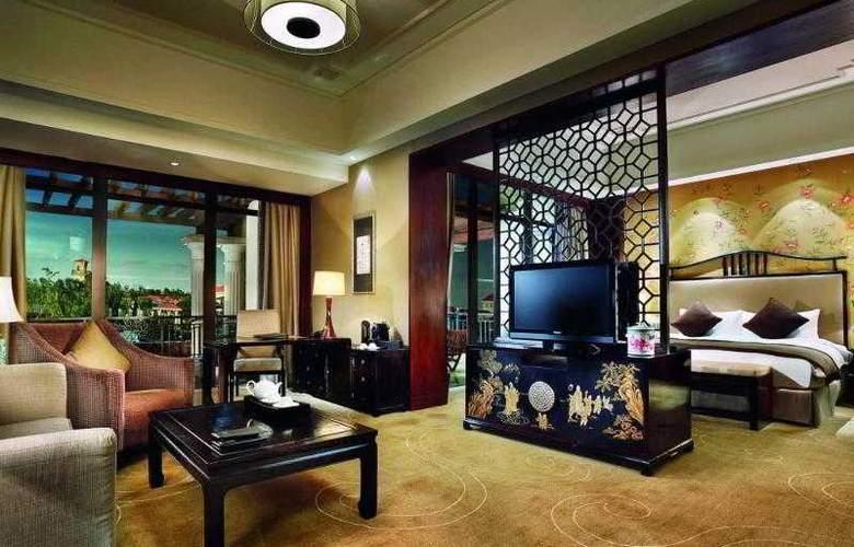 Sofitel Shanghai Sheshan Oriental - Hotel - 38