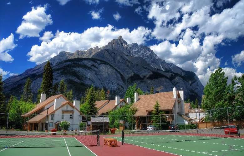 Banff Rocky Mountain Resort - Sport - 7
