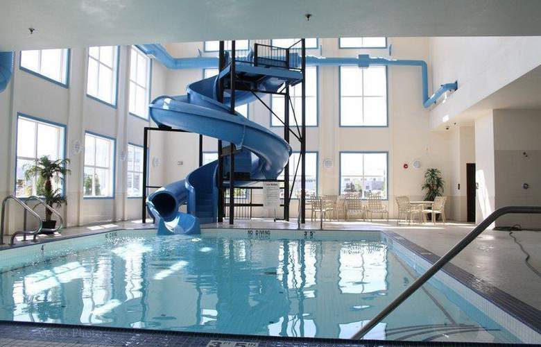 Best Western South Edmonton Inn & Suites - Pool - 132