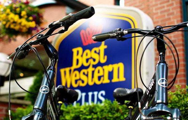 Best Western Downtown Vancouver - Hotel - 2