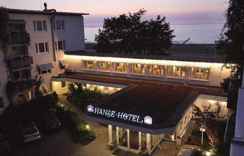 Best Western Hanse Hotel Warnemuende - Hotel - 41