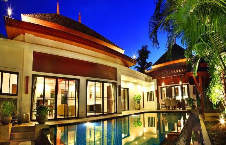 Bell Pool Villa Phuket - Hotel - 8