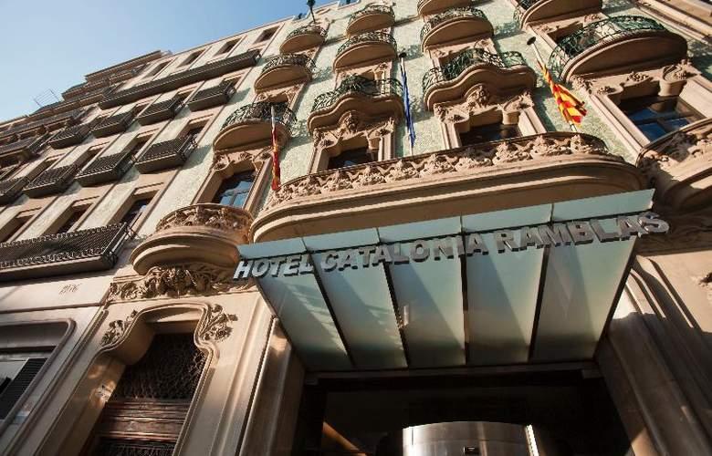 Catalonia Ramblas - Hotel - 0