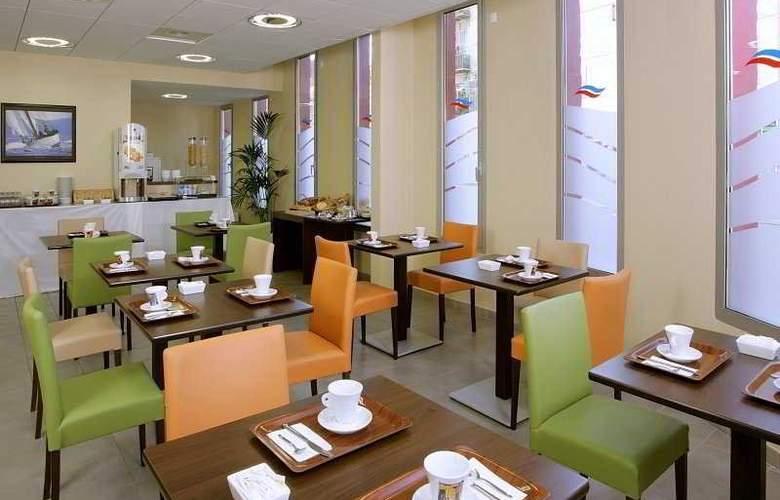 Appart'City Nice Acropolis - Restaurant - 7