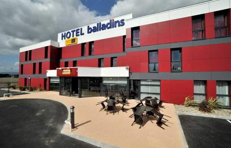 Balladins Pont Rouge Carcassonne - Hotel - 1
