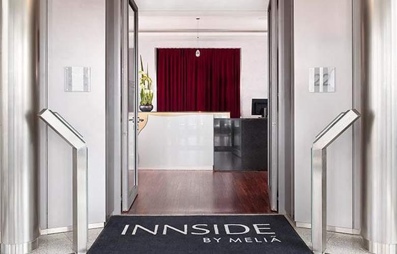 Innside Frankfurt Eurotheum - General - 12